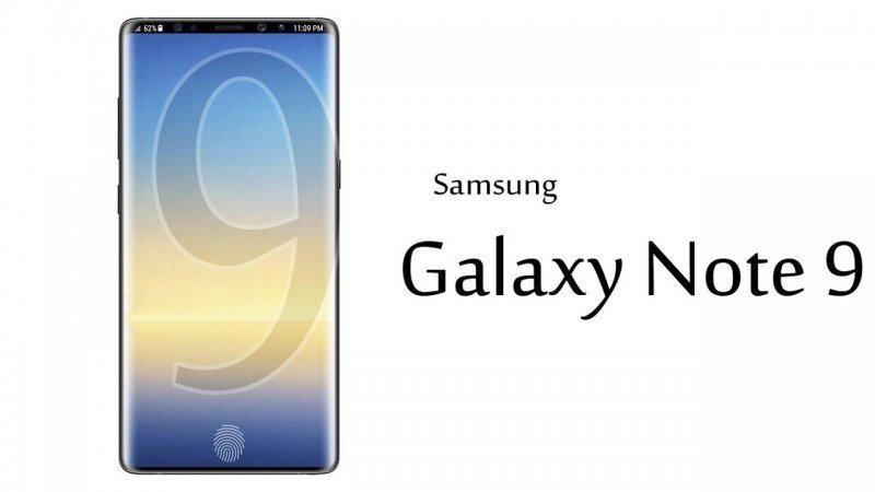 Praticamente certo il lettore d'impronta integrato nello schermo per il Samsung Galaxy Note 9