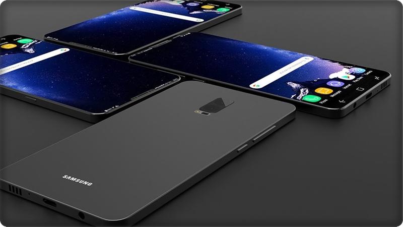 Nuove immagini del Samsung Galaxy S9 ed S9 Plus