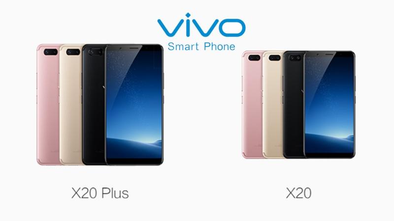 Vivo X20, sta per arrivare in Cina lo smartphone con lo scanner incorporato nel display