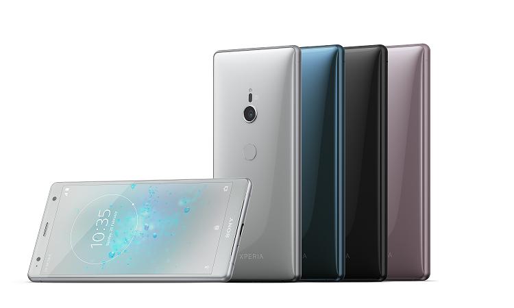 Design Xperia rinnovato, Sony XZ2 e XZ2 Compact sono ufficiali