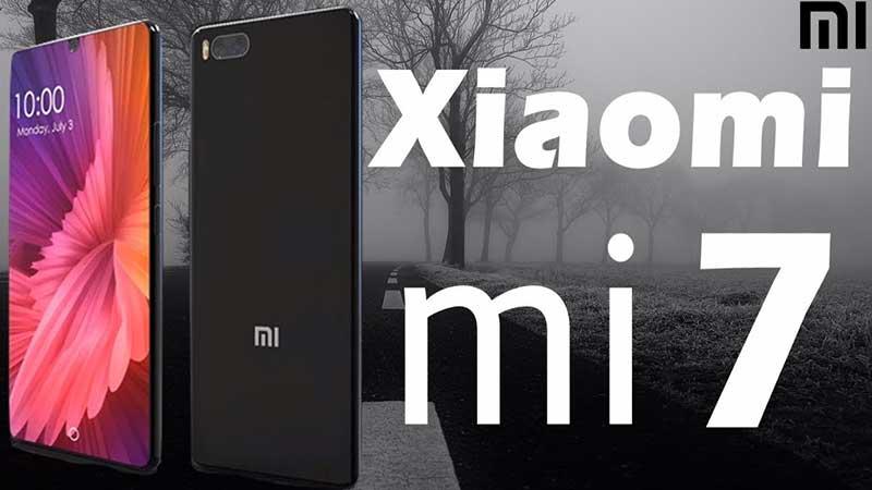 Xiaomi Mi 7 nuova foto del device