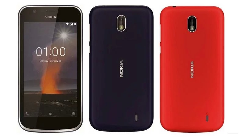 Nokia 1, approvato dalla FCC e pronto per essere lanciato?