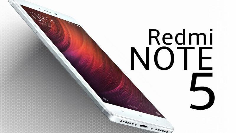 Xiaomi Redmi Note 5 specifiche