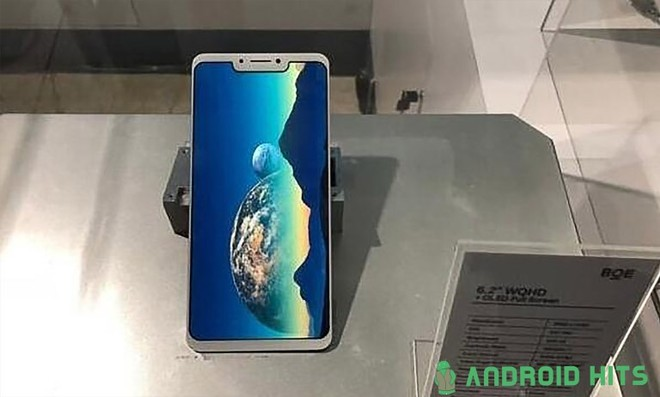 Huawei P20 Plus design