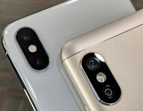 Xiaomi Note 5 Pro fotocamera