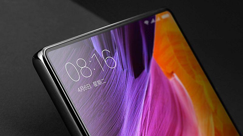 Xiaomi Mi MIX 2S leak, appare in rete la foto di un proteggi schermo