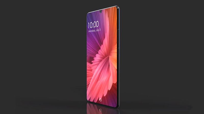 Xiaomi Mi 7 come lo immagina TechConfiguration