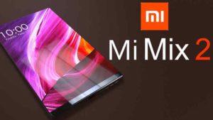 Xiaomi Mi MIX 2S leak del nuvo device