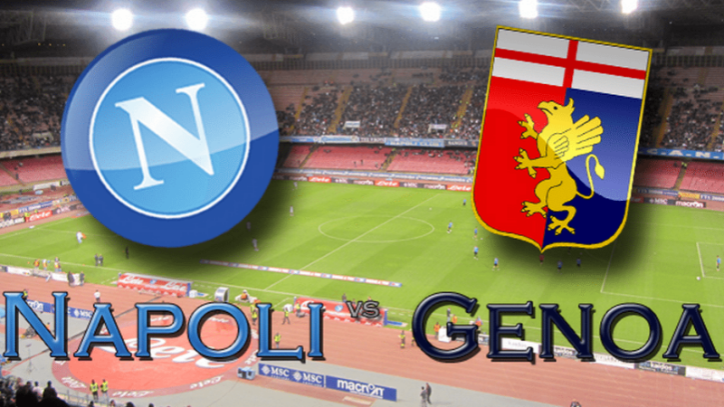 Come vedere Napoli Genoa in streaming gratis