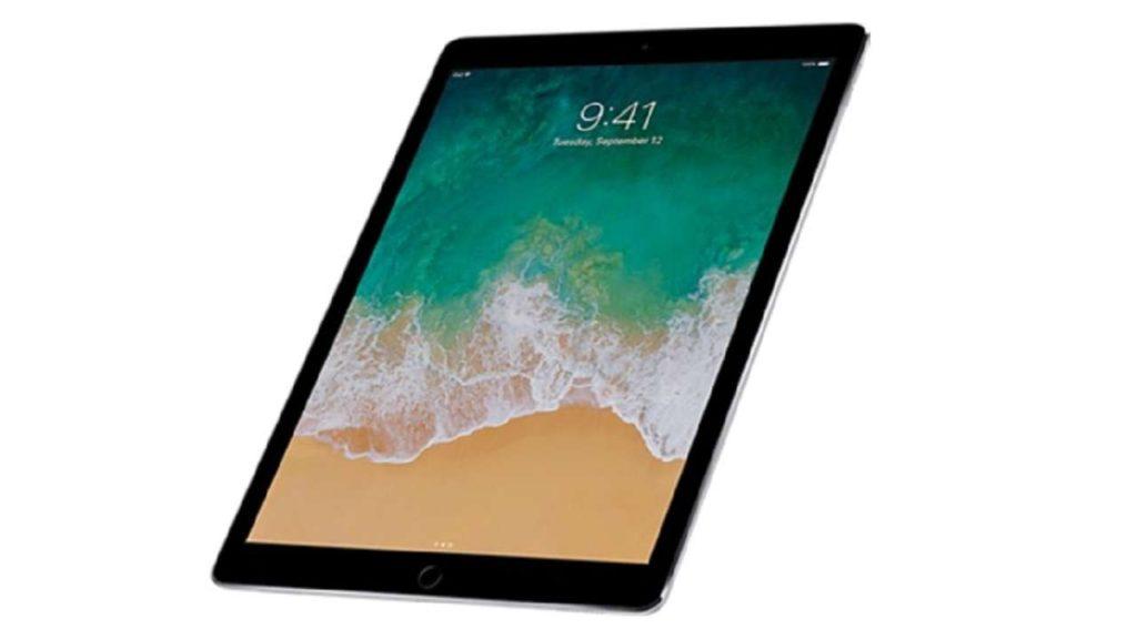 iPad 9.7 2018 design