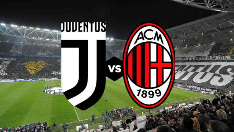 Come vedere Juventus Milan in streaming gratis