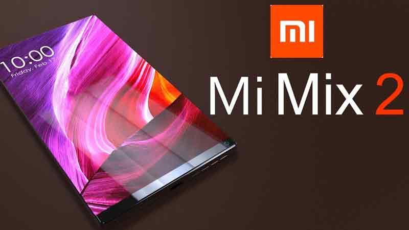 Xiaomi Mi MIX 2S news