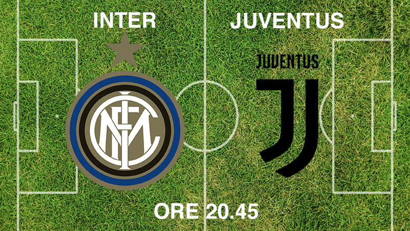 inter juventus in streaming gratis