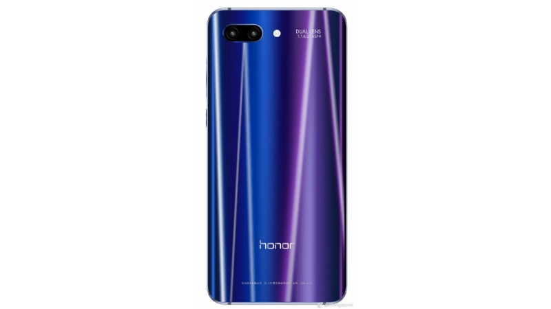 Honor 10 ufficiale in Cina: Intelligenza Artificiale e fingerprint sotto schermo