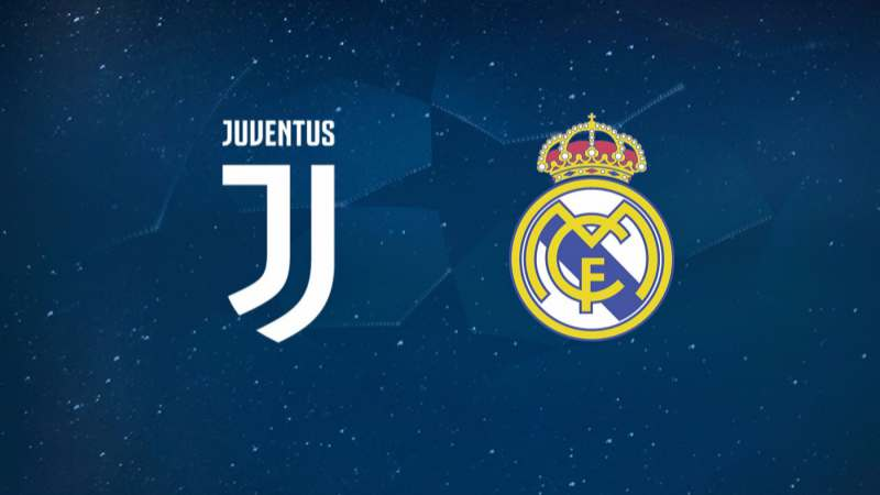 Champions League: la cronaca live di Juventus-Real Madrid