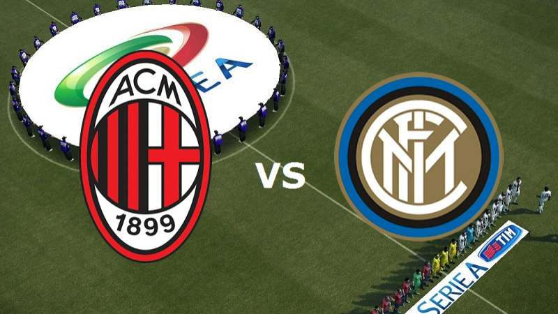 Come vedere Milan Inter in streaming gratis