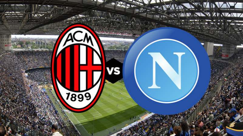 milan napoli streaming