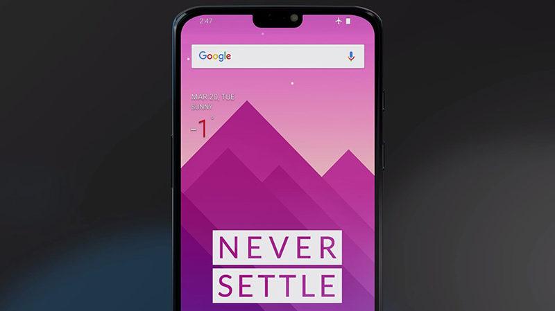 Nuova colorazione in arrivo per OnePlus 6