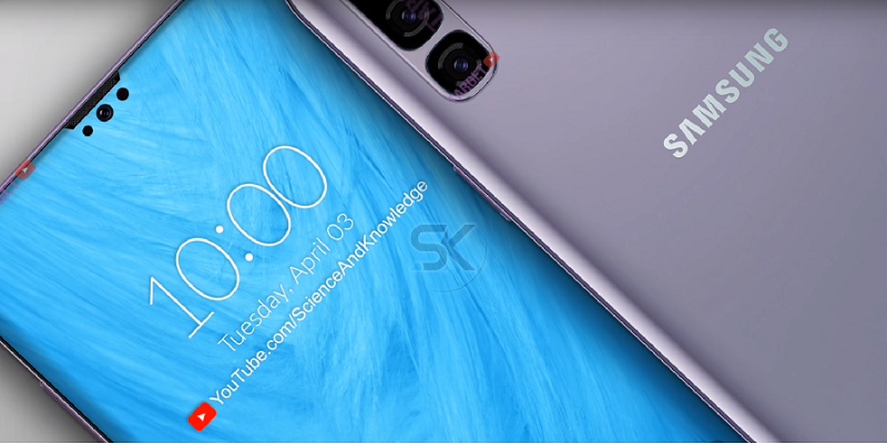 Samsung Galaxy S10, video concept secondo Science and Knowledge