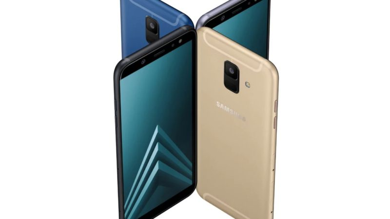 Samsung Galaxy A6 e A6+, immagini e caratteristiche tecniche