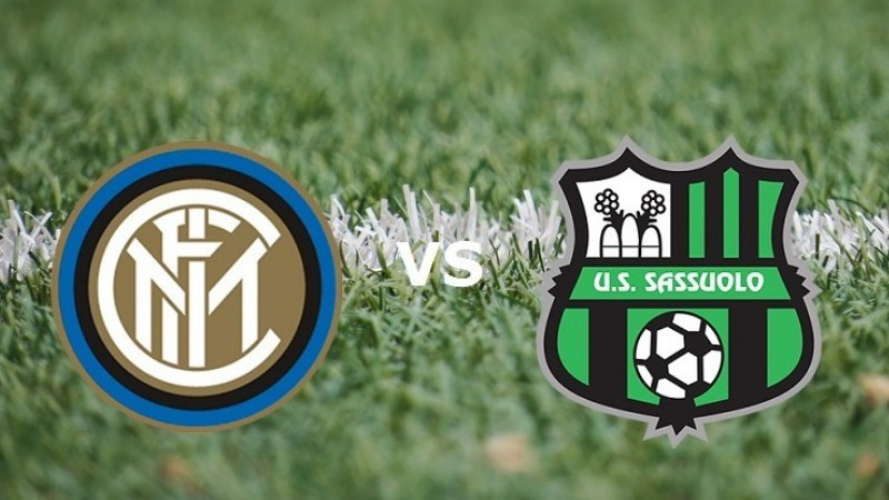 inter sassuolo streaming