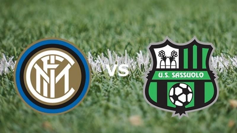 Come vedere Inter Sassuolo in streaming