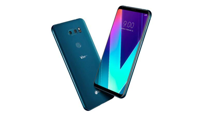 LG V35 ThinQ annunciato ufficialmente ma c'è una brutta notizia