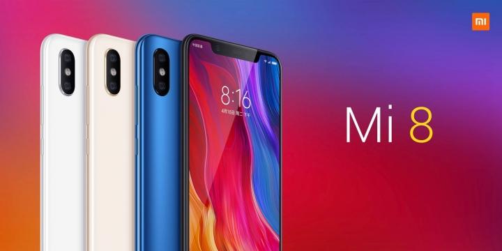 Xiaomi Mi 8 specifiche tecniche