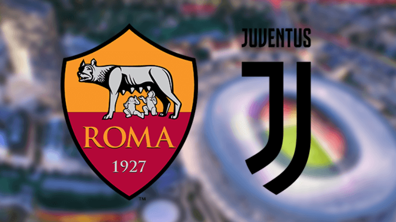 Come vedere Roma Juventus in streaming