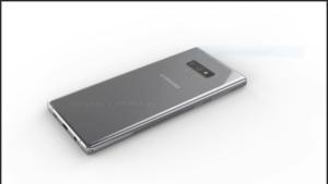 Samsung Galaxy Note 9 retro
