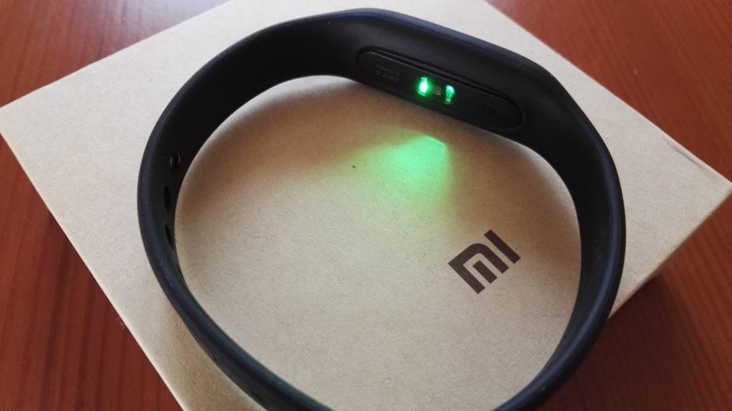 Xiaomi Mi band 1S HR