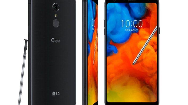 LG Q Stylus, annunciata la nuova serie di smartphone