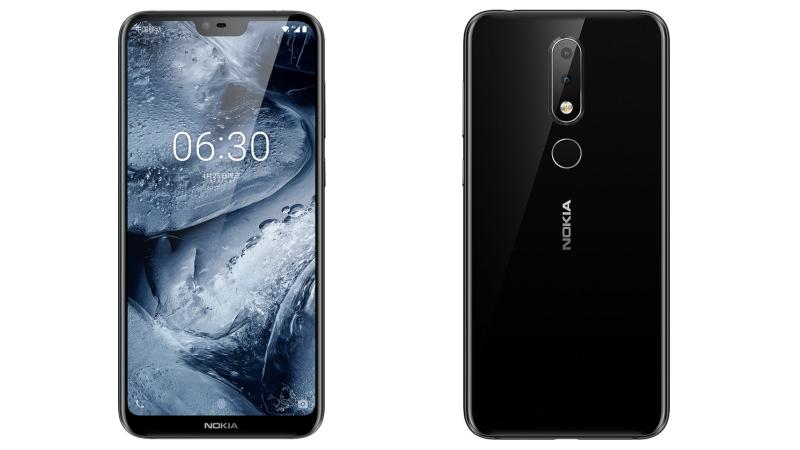 Nokia X6, il nuovo device compare per errore nella lista