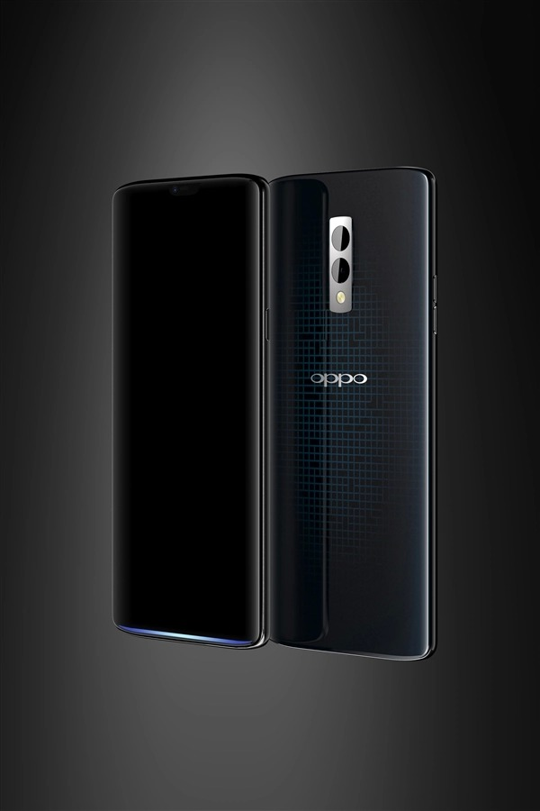 OPPO Find X design