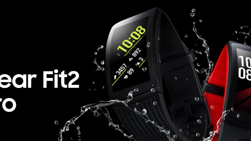 Samsung Gear Fit 2 Pro caratteristiche tecniche e prezzo