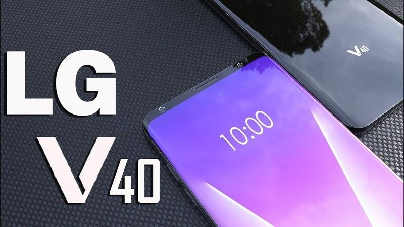 LG V40, per tutti gli amanti della tripla fotocamera
