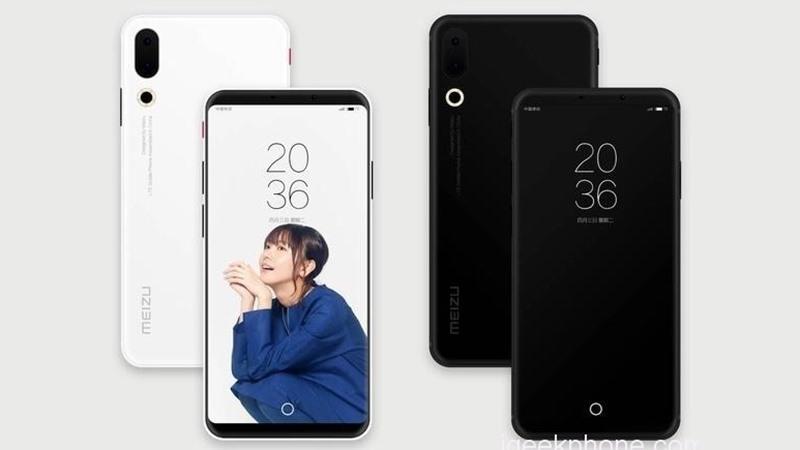 Meizu 16 una nuova immagine reale e l'hype aumenta