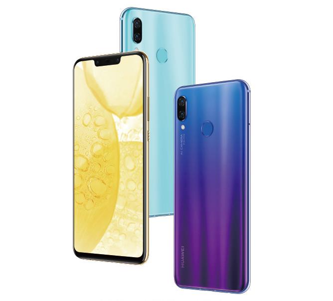 Huawei nova 3 caratteristiche tecniche