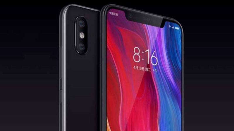 Xiaomi Mi 8 in arrivo due nuove versioni da 4 e 8GB di Ram