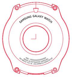 Samsung Galaxy watch immagine