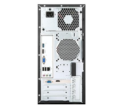 Acer Aspire TC-281 Desktop PC recensioni
