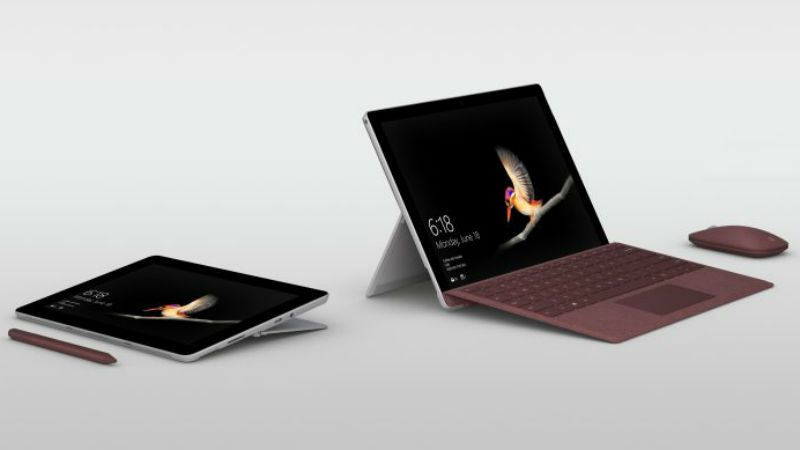Surface GO è tutto pronto per preordinarlo