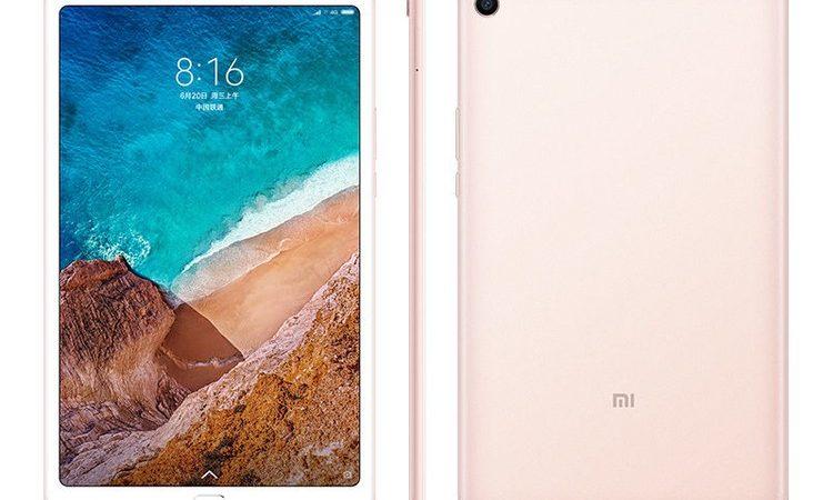 Xiaomi Mi Pad 4 Plus è stato presentato ufficialmente