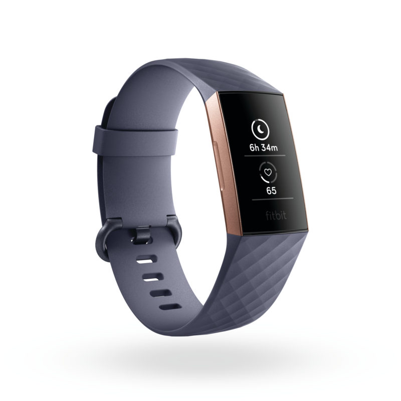 Fitbit Charge 3 display