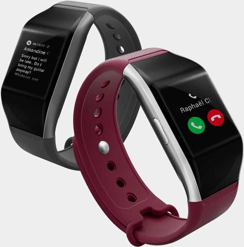 wiko wimate prime design smartband
