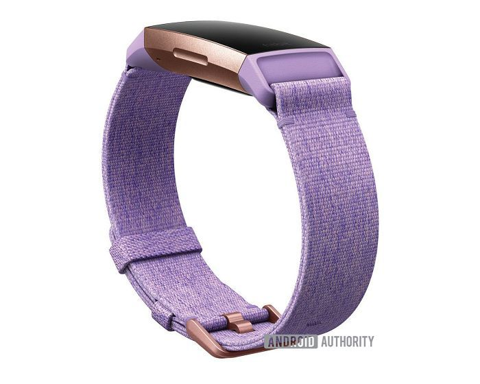 Fitbit Charge 3 uscita