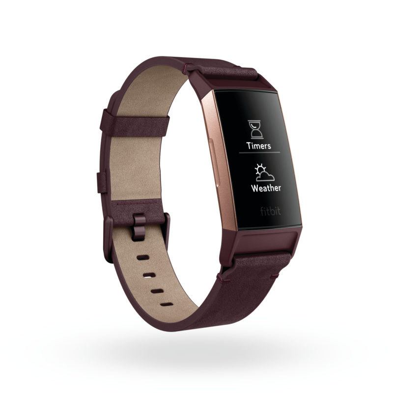 Fitbit Charge 3 immagini
