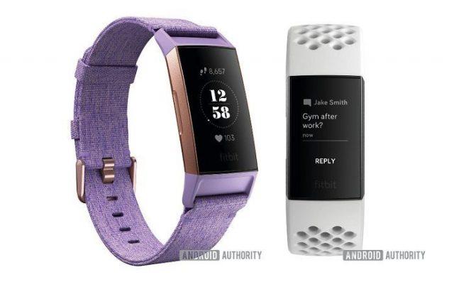 Fitbit Charge 3 caratteristiche tecniche