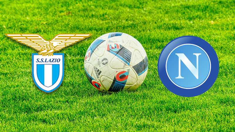 lazio napoli streaming