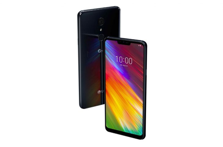 lg g7 android one